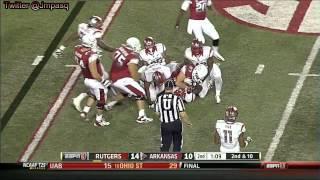 Tyler Wilson vs Rutgers (2012)