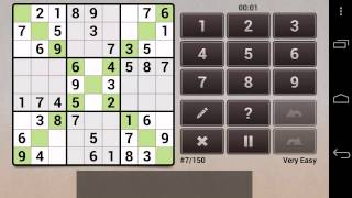 Andoku Sudoku 2 Free YouTube video