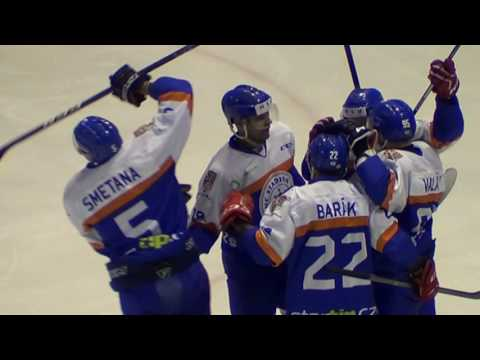 HC Stadion Litoměřice - Rytíři Kladno 3:5
