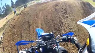 10. Yamaha WR250R track day