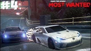 Подпишись БРО) Мой магаз - https://runtigshop.com/Моя группа в ВК: https://vk.com/avtoonews___Моя печка: I5 3470GTX 960 4G8G RAMМы продолжаем проходить Need For Speed Most Wanted 2012, сегодня нас ждет Lexus LFA который мы победим на Mercedes SL65 AMG