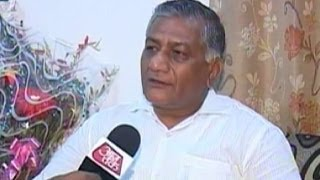 BJP's VK Singh on his victory in Ghaziabad