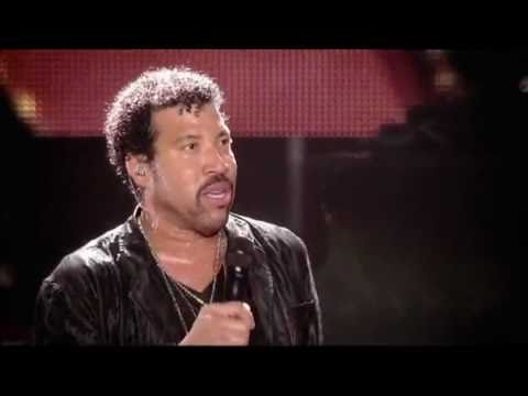 Lionel Richie: Say You Say Me (Official Live Video, HD)