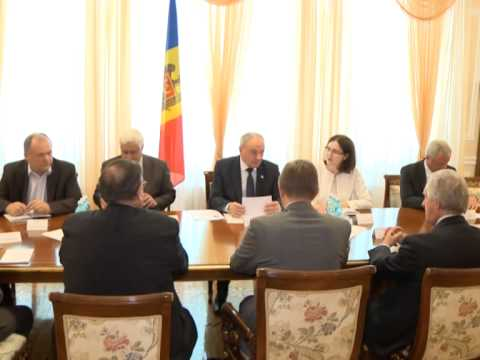 Moldovan president, NATO high-ranking official tackle cooperation, regional situation, security