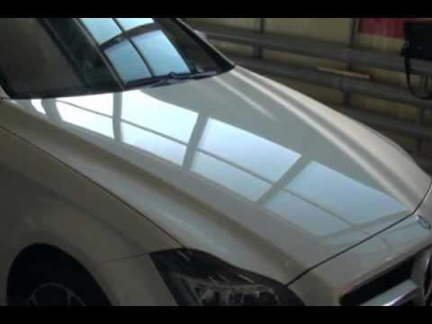 Только новый Hikari Diamond для нового Mercedes CLS 350 - так заявил владелец!