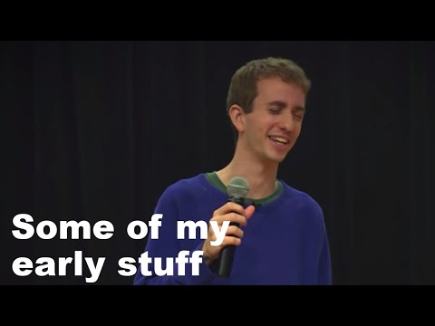 Hilarious Comedian With Tourette s Is His Own
