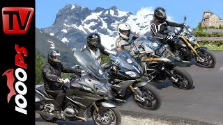 4. BMW Boxer Engine Battle | R 1200 RS, R 1200 RT, R 1200 R, R 1200 GS Adventure