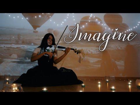 """John Lennon  """"Imagine"""" Cover by Viodance"""