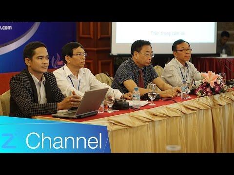 Họp báo giới thiệu Mobitech Show 2015 Đà Nẵng [ZChannel]