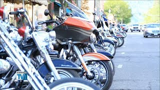 Harley-Davidson Owner Revives Rally