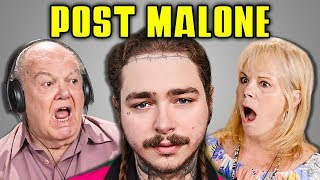 Video ELDERS REACT TO POST MALONE (Psycho, Rockstar, White Iverson) MP3, 3GP, MP4, WEBM, AVI, FLV Oktober 2018