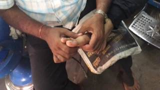 Pushkar India  City pictures : World's Best Foot Massage At Pushkar India Part-1| 4K
