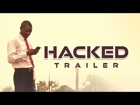 Hacked (TRAILER) || Watch full movie on EVOM CHANNEL || Written & Directed by 'Shola Mike Agboola
