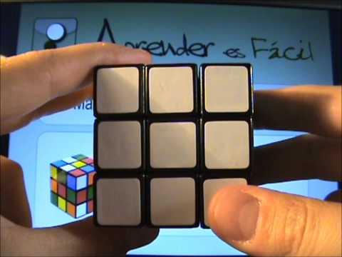 Aprender Matemáticas con el cubo Rubik – 6. ¿Cómo resolver el Cubo Rubik?