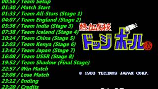Download Lagu Nes: Super Dodge Ball Soundtrack Mp3