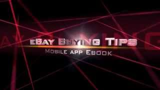 eBay Buying Tips YouTube video