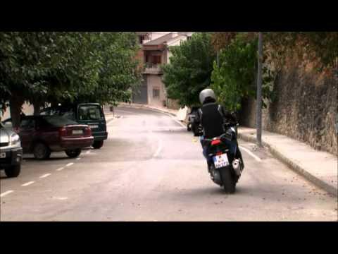Vídeos de la BMW C600 Sport de 2012