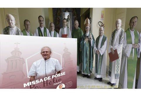 Video Missa Posse Pároco Padre Hélio Feuser Dia 17-02-2019  Matriz São Sebastião