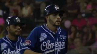 Matt Juengel homers in the Mexican league