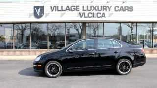 2009 Volkswagen Jetta TDI In Review - Village Luxury Cars Toronto