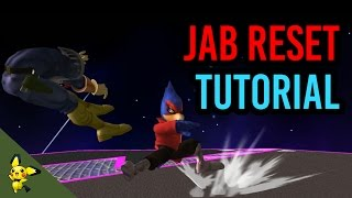 Jab Reset Tutorial ft. CDK – Super Smash Bros. Melee