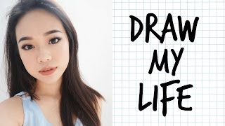 Video Draw My Life Molita Lin | Eng Sub MP3, 3GP, MP4, WEBM, AVI, FLV November 2018
