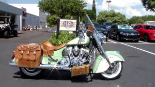 5. 2015 INDIAN CHIEF VINTAGE