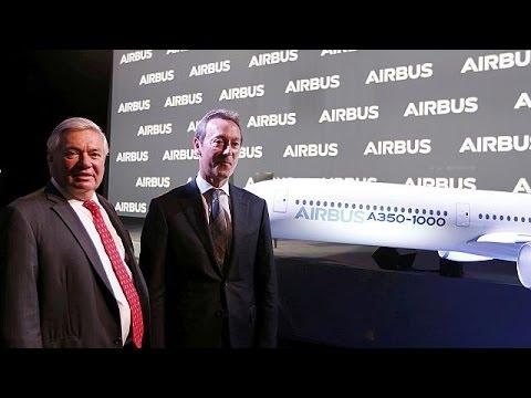 Airbus: 8% πάνω οι παραδόσεις το 2016 – Πρωτιά στις νέες παραγγελίες – economy