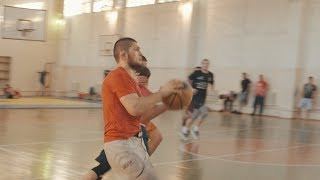 "Video Khabib Nurmagomedov plays  ""Dagestani"" Basketball during Ramadan MP3, 3GP, MP4, WEBM, AVI, FLV Desember 2018"