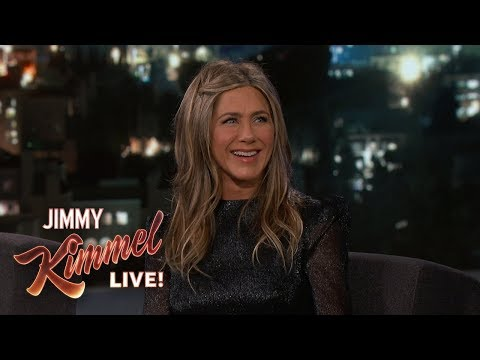 Jennifer Aniston on Dolly Parton & New Movie Dumplin'