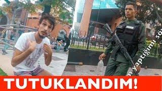 VENEZUELA'DA TUTUKLANDIM!