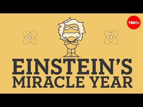 Einstein's miracle year – Larry Lagerstrom