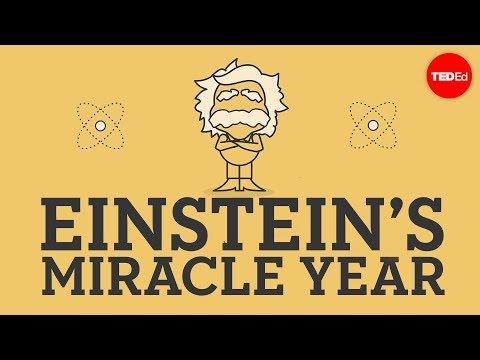 Einstein's miracle year – Larry Lagerstrom