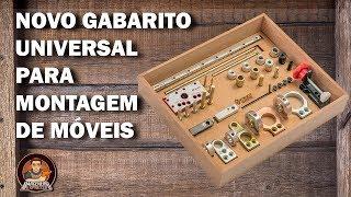 Gabarito Universal New - Zinni Gabaritos