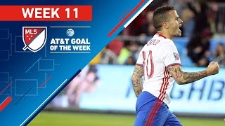 AT&T Goal of the Week | Vote for the Top 8 MLS Goals (Wk 11) by Major League Soccer