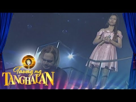 Tawag ng Tanghalan: Boyet Onte steals the golden microphone