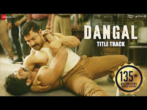 Download Dangal - Title Track | Dangal | Aamir Khan | Pritam | Amitabh Bhattacharya| Daler Mehndi | HD Video HD Video
