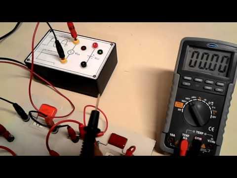 Eletro I - Tensão e Corrente em corrente alternada