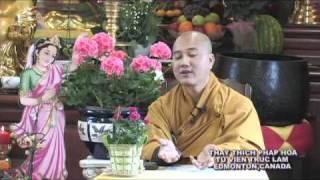 Thầy Thích Pháp Hòa - Đạo Sư và Đệ Tử clip 3/6 (May 23, 2010)