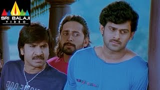 Darling - Prabhas Funny Scene with His Musical Batch (Prabhas, Kajal) - 1080p