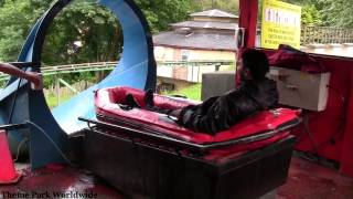 Pendragons Plunge Off Ride HD Camelot Theme Park