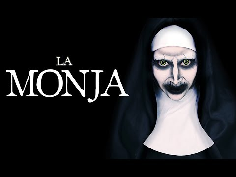 LA MONJA L THE NUN - MAKEUP TUTORIAL TRANSFORMATION - Miku ♥