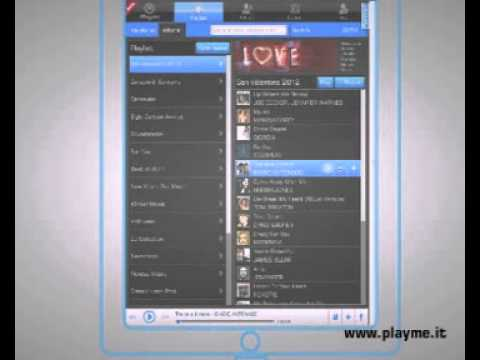 Video of Play.me Music Player