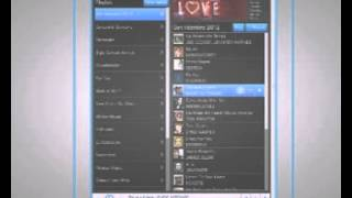 Play.me Music Player YouTube video