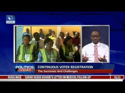 Continuous Voter Registration: Examining INEC's Role In Effective Communication