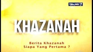 Download Video Inilah Orang Yang Pertama Kali Di Siska di Alam Kubur, Khazanah Trans TV MP3 3GP MP4