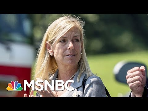 White House Nominates Kristjen Nielsen As Homeland Security Chief | MSNBC