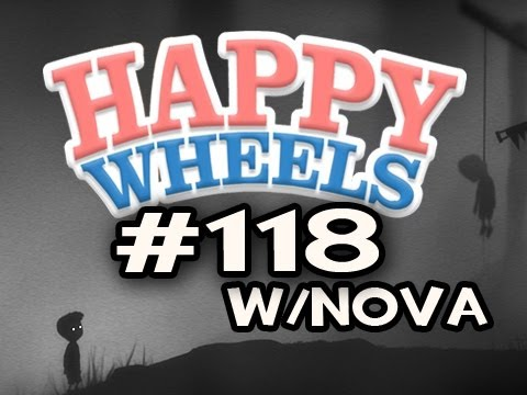 Happy Wheels w/Nova Ep.118 - LIMBO Edition Video