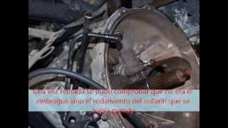 2013 Reparación de embrague IES La Marxadella