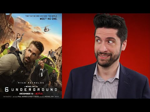 6 Underground - Movie Review
